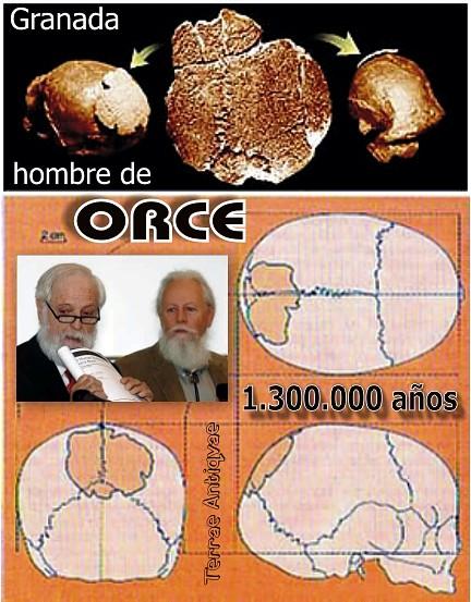 Hombre Orce Gibert