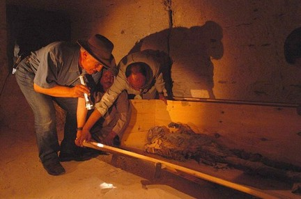 Hatshepsut XVIII din. 005 TA