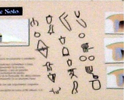 Signos Dolmen Soto