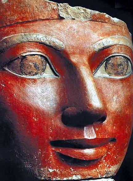 Hatshepsut XVIII din. 001 TA