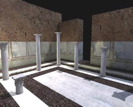 Domus Palazzo Valentini 08 Terrae Antiqvae