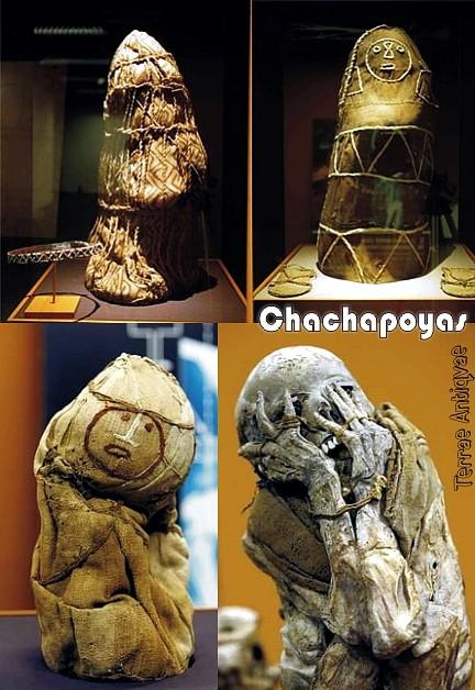 Chachapoyas momias