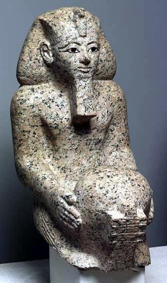 Hatshepsut XVIII din. 018 TA