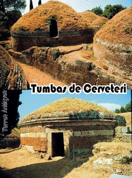 tumbas cerveteri TerraeAntiqvae