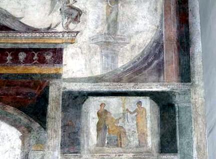 Casa de Augusto Palatino Roma 02