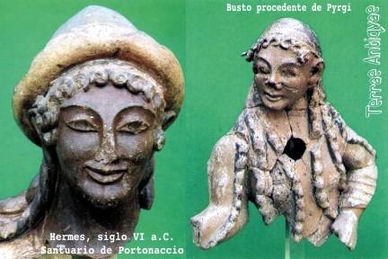 etruscos dioses TerraeAntiqvae