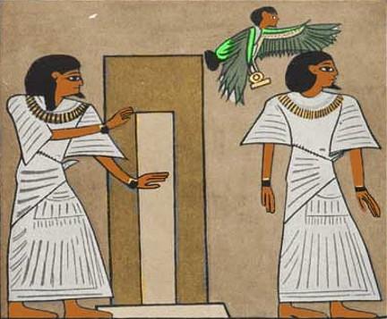 papiro ba tumba