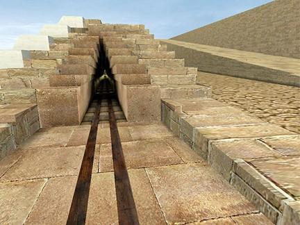Khefu pirámide construcción 8 DASSAULT SYSTEMES ta