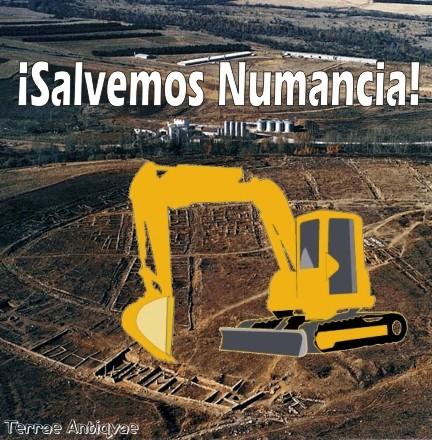 Salvemos Numancia