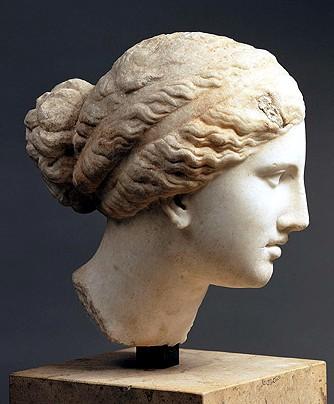 Praxíteles Afrodita de Cnido TA