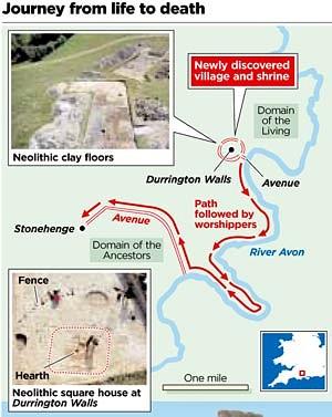 Stonehenge 008 mapa