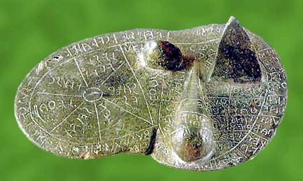 bronce escritura etrusca