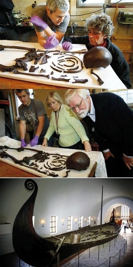 Reina Vikinga 2 Terrae Antiqvae