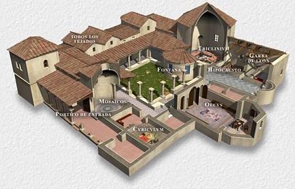 Villa de Materno Carranque por Balawat
