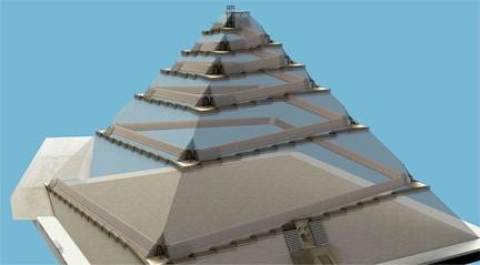 método constructivo piramide keops 1