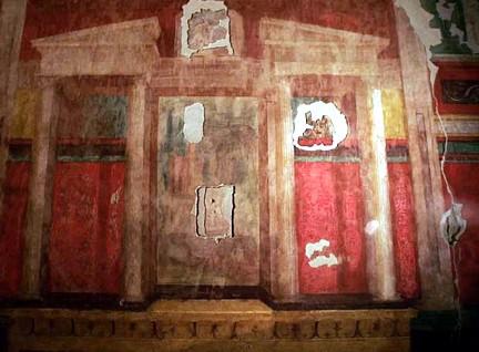 Casa de Augusto Palatino Roma 07