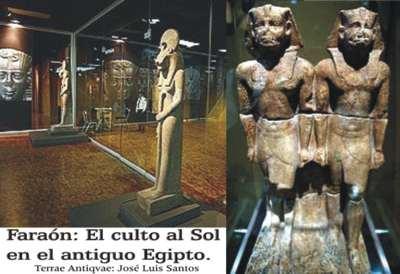 Paralelismos entre culturas precolombinas y faraónica: Wildung