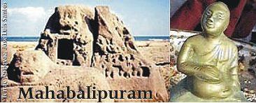 La ciudad perdida de Mahabalipuram ve la luz 1.200 años después gracias al tsunami