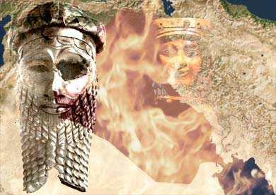 ¿Quién planificó el saqueo de los museos nacionales iraquíes?