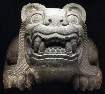 """Jaguar prehispánico: huellas de lo divino"""