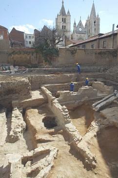 El León romano halla su cuartel general