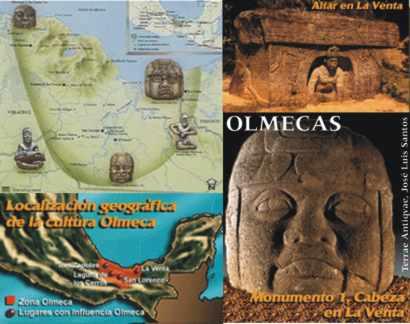 Los olmecas, ¿primera civilización en América?
