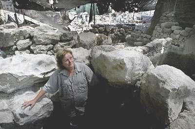 Polémica: dicen que hallaron restos del palacio del Rey David
