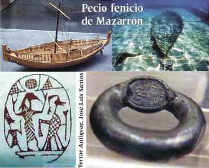 El Ministerio confirma que el barco fenicio se queda en la playa de La Isla