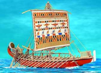 Consideraciones sobre la Marina y la Guerra durante el Egipto Faraónico