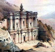 Petra, una historia de piedra