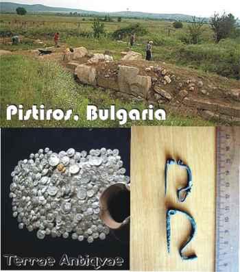 Arqueólogos checos han descubierto un tesoro en Bulgaria