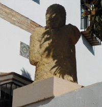 La escultura del Gigante de Ronda es un dios fenicio del siglo VIII a.C.