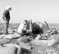 Arqueólogos de la UC estudian en Siria el origen de la agricultura