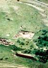 Hallazgo de una estela de guerrero en el yacimiento de Sisapo