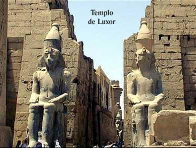 Egipto: descubren la estatua de un faraón de hace 3700 años.